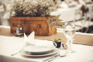 Bride plates