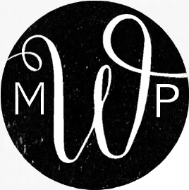 My Wedding Planner black logo